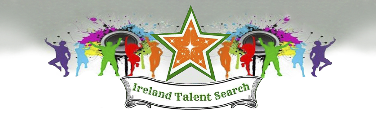 ireland talent search header